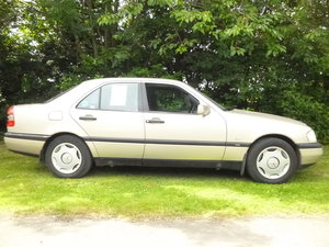 1996 REALLY CLEAN MERCEDES C180  For Sale