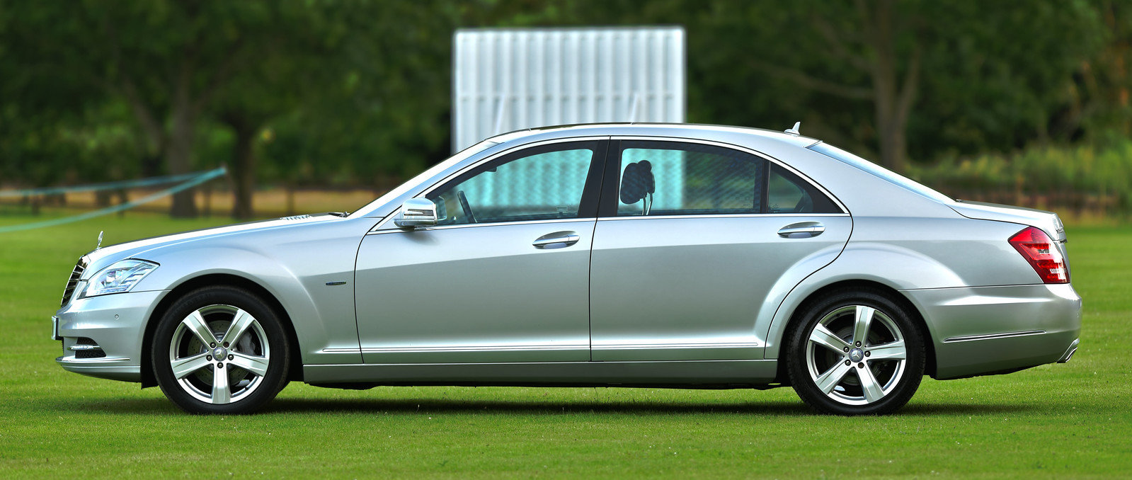 2011 Mercedes Benz S Class S350 BLUETEC LWB For Sale (picture 2 of 6)