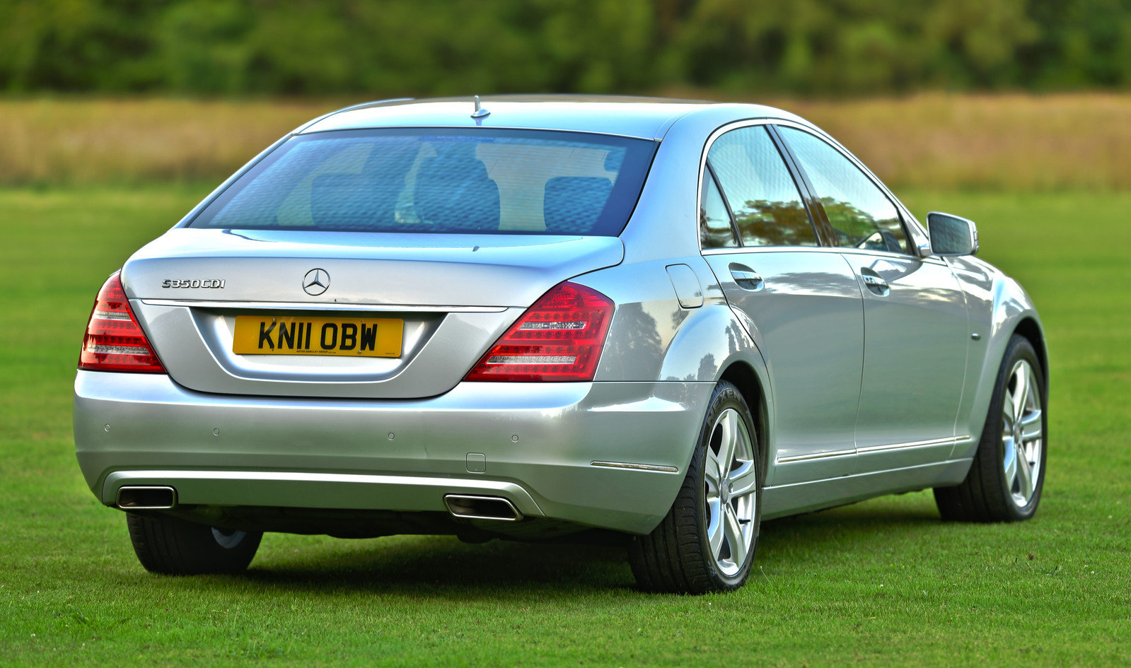 2011 Mercedes Benz S Class S350 BLUETEC LWB For Sale (picture 3 of 6)