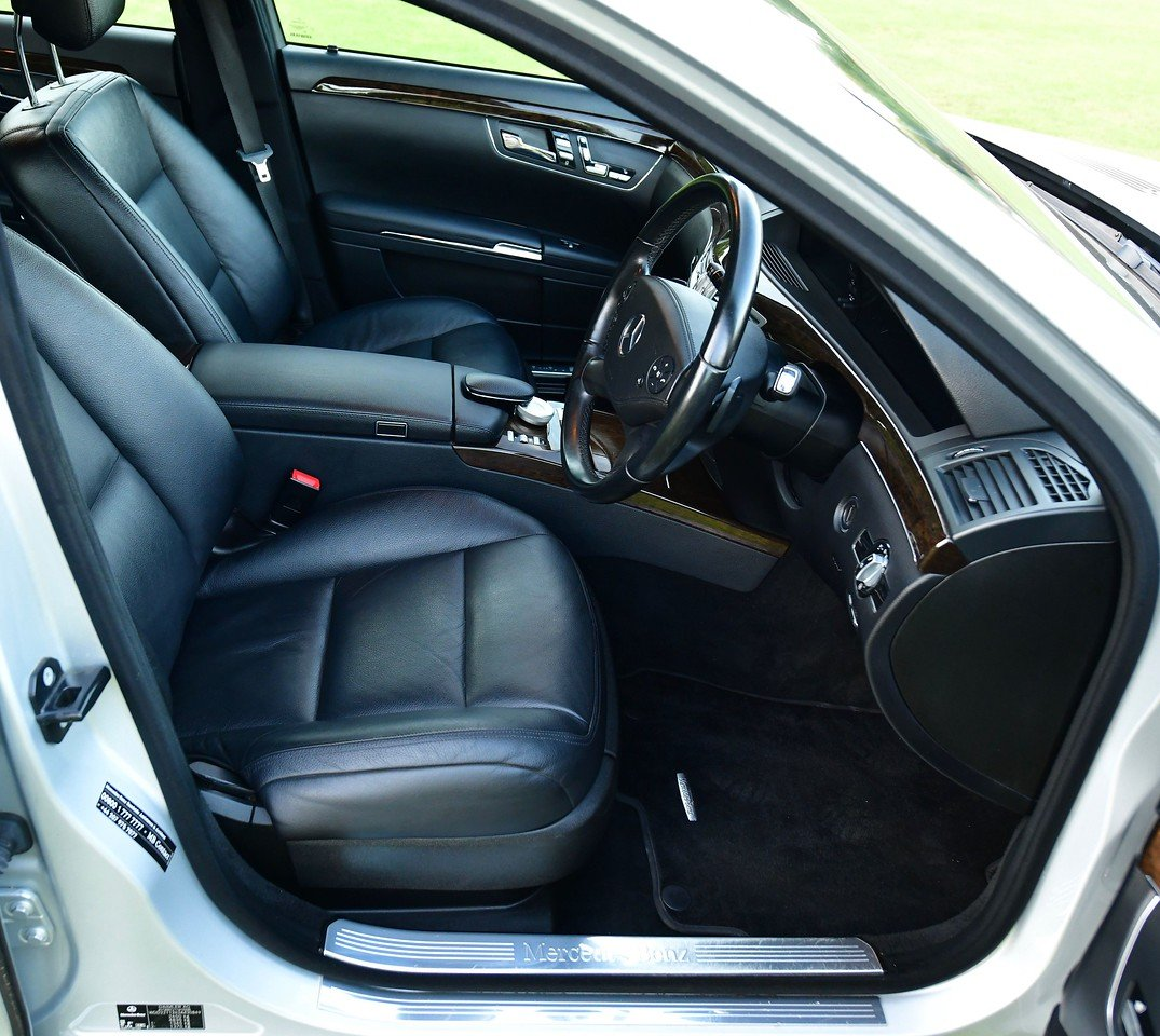 2011 Mercedes Benz S Class S350 BLUETEC LWB For Sale (picture 4 of 6)