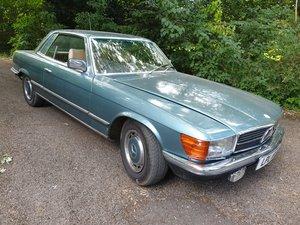 1980 Mercedes 380 SLC MOT 10 months For Sale