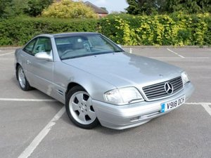 1999 Mercedes-Benz SL 320 For Sale by Auction