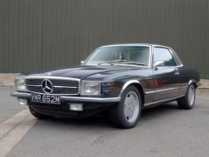 1974 Mercedes-Benz 450 SLC For Sale by Auction