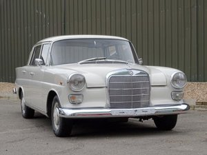 1966 Mercedes-Benz 200 Saloon For Sale by Auction