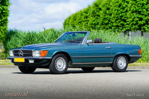 1975 Nice Mercedes 280SL Automatic (R107) For Sale