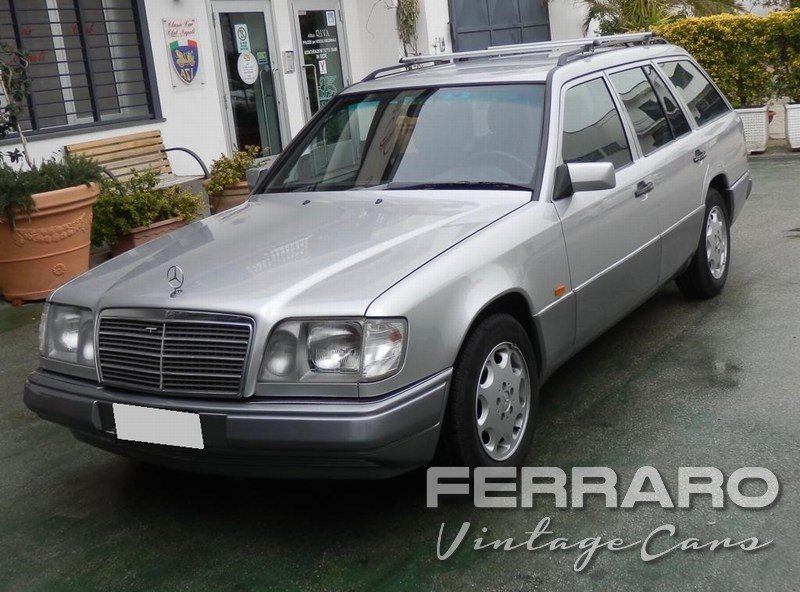 1995 Mercedes 250E S124 SW Turbo Diesel For Sale (picture 1 of 6)