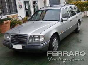 1995 Mercedes 250E S124 SW Turbo Diesel For Sale