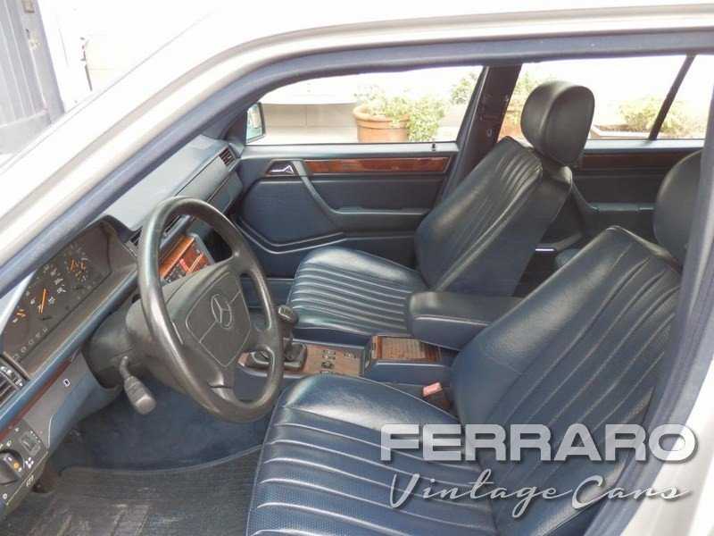 1995 Mercedes 250E S124 SW Turbo Diesel For Sale (picture 2 of 6)