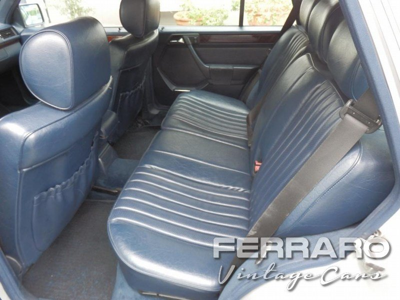 1995 Mercedes 250E S124 SW Turbo Diesel For Sale (picture 3 of 6)