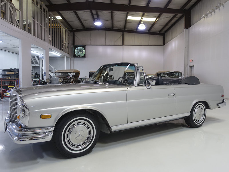 1969 Mercedes-Benz 280SE Cabriolet For Sale (picture 1 of 6)