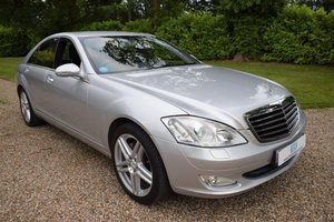 2008 Mercedes S320 CDI Saloon 7-Speed Automatic