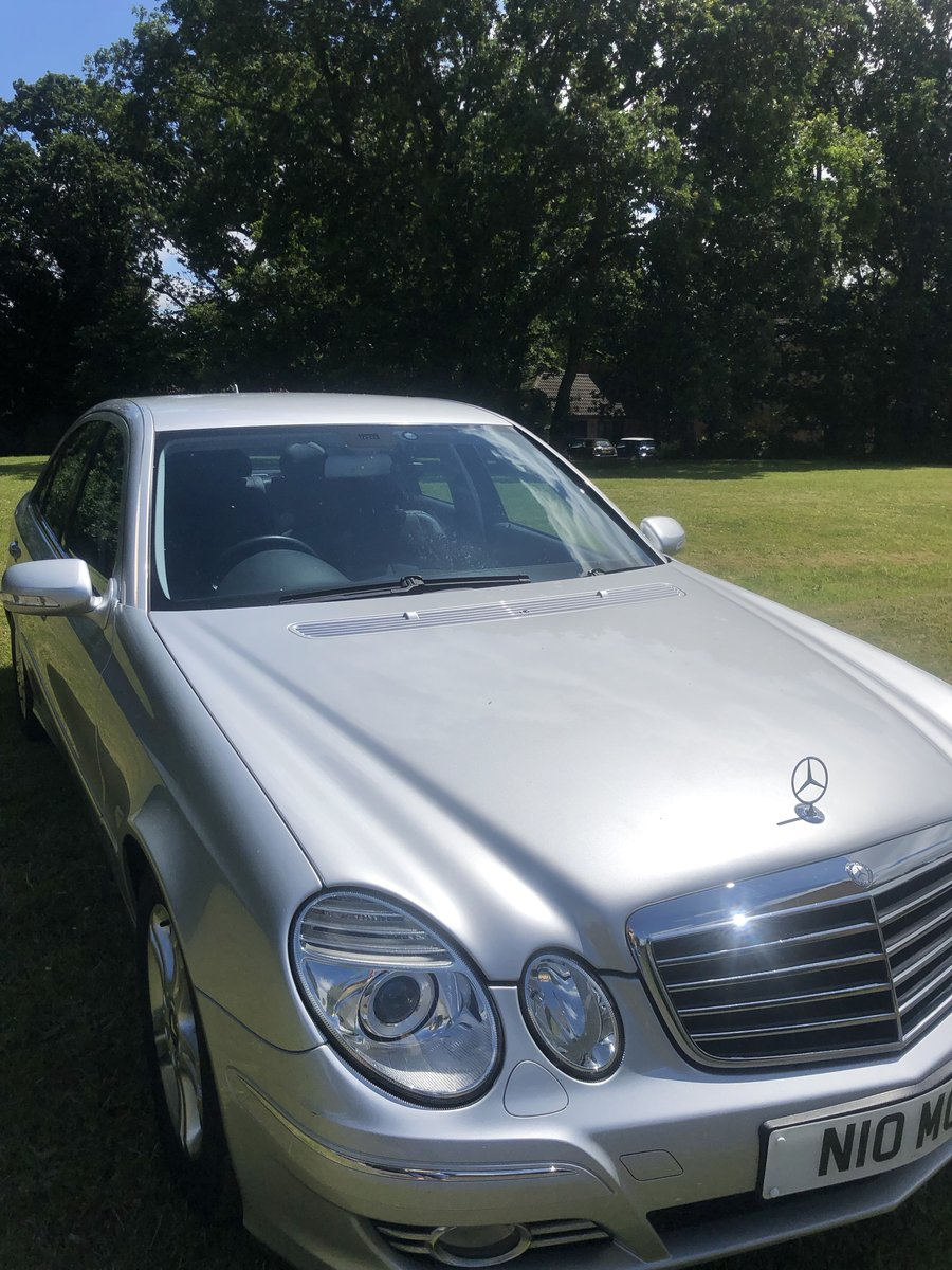 2008 Mercedes E Class AVANTGARDE - LOW MILEAGE! For Sale (picture 1 of 6)