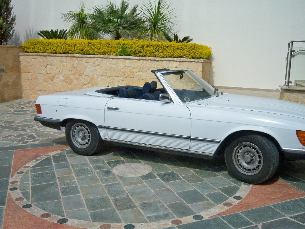 1976 Classic Mercedes Benz 350 SL For Sale (picture 3 of 6)