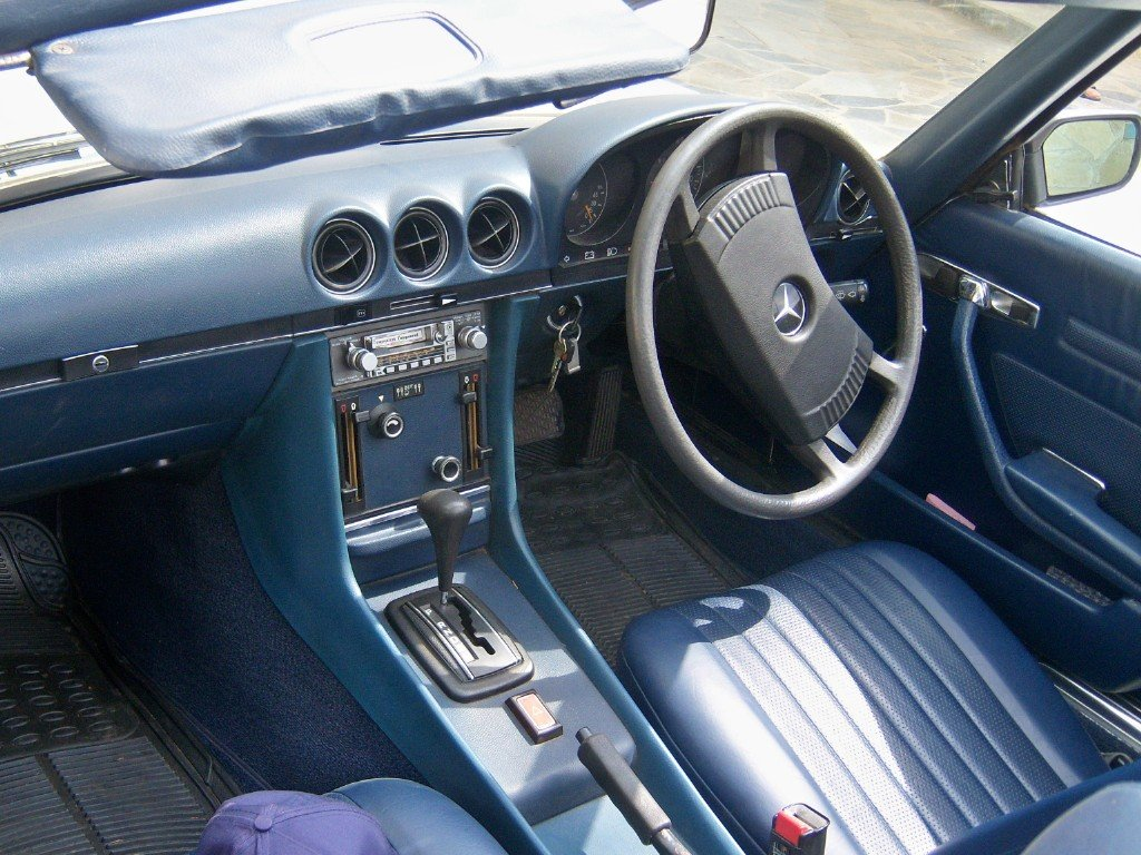 1976 Classic Mercedes Benz 350 SL For Sale (picture 5 of 6)
