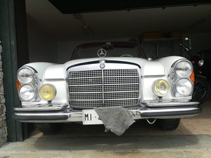 1970 Mercedes 280 SE 3.5 Cabrio For Sale