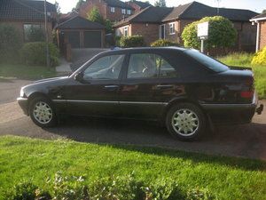 Mercedes C240 Elegance 1998 For Sale