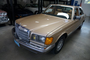 Orig CA Owner 1982 Mercedes 300SD Sedan with 82K orig miles