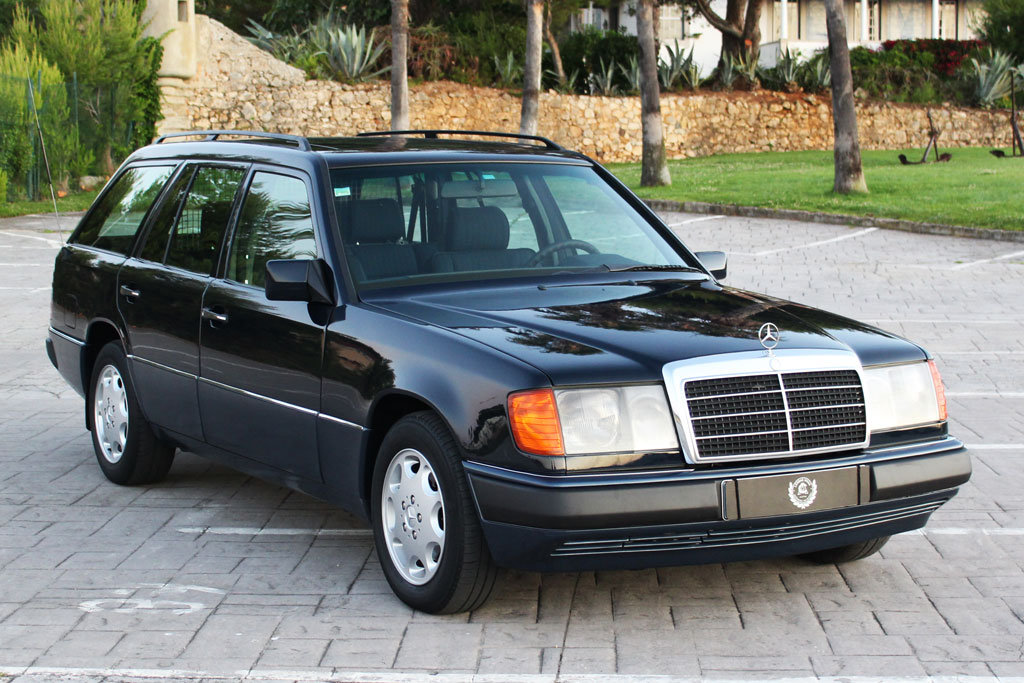 Mercedes Benz 230 TE 1992 For Sale (picture 1 of 6)