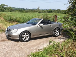 2004 Mercedes slk200 For Sale