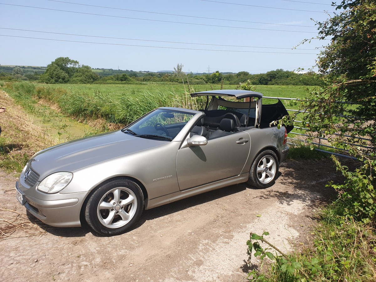 2004 Mercedes slk200 For Sale (picture 2 of 6)