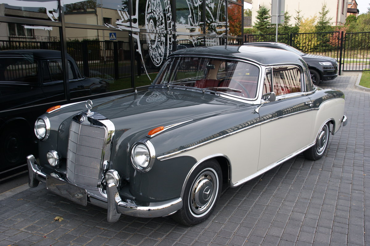 1960 Mercedes MB 220 SE Coupé From collection  For Sale (picture 1 of 6)