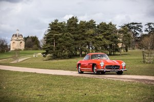LOT NO. 220 - 1954 MERCEDES-BENZ 300SL GULLWING For Sale by Auction