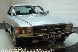 Mercedes-Benz 280SLC Coupe 1977 European car