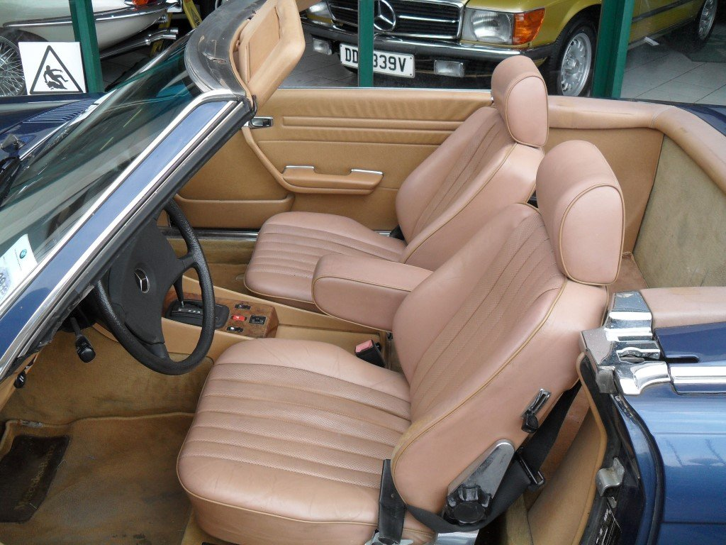1985 Mercedes Benz 380SL For Sale (picture 5 of 5)