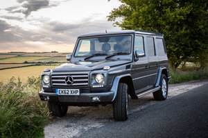 2012 (62) Mercedes-Benz G350 CDI BLUETEC For Sale