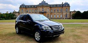 2006 LHD Mercedes-Benz ML320 3.0TD 7 G-Tronic SE, LEFT HAND DRIVE For Sale