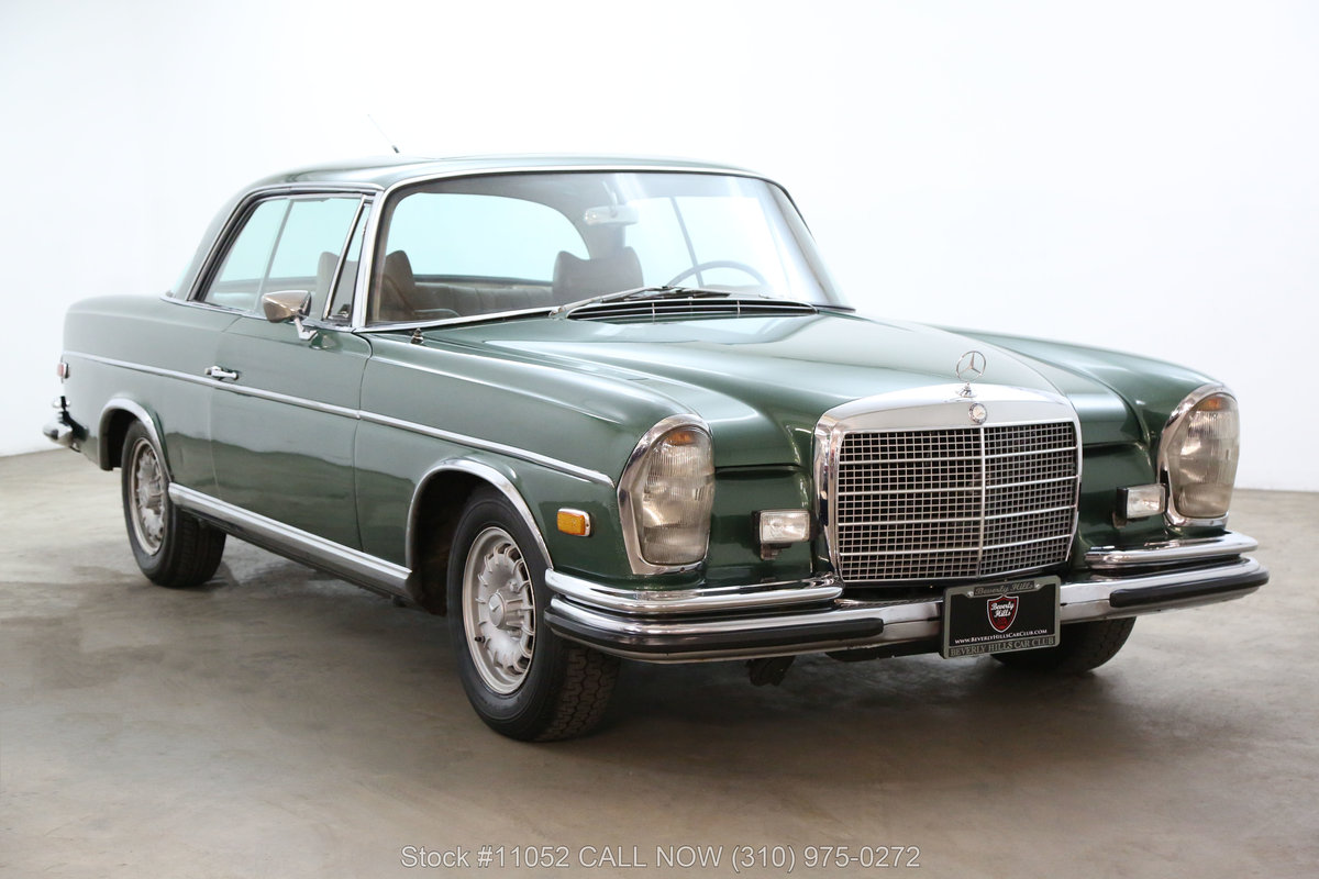 1971 Mercedes-Benz 280SE 3.5 Sunroof Coupe For Sale (picture 1 of 6)