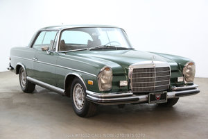 1971 Mercedes-Benz 280SE 3.5 Sunroof Coupe For Sale