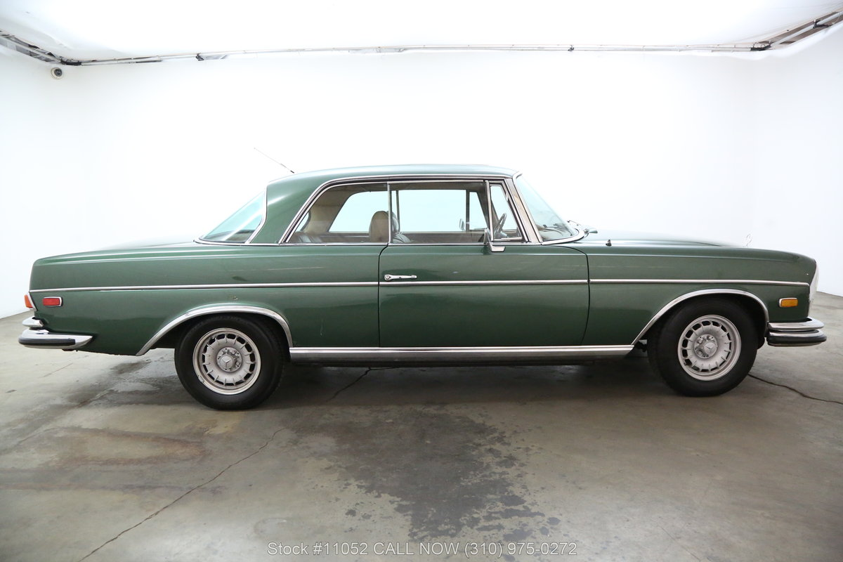 1971 Mercedes-Benz 280SE 3.5 Sunroof Coupe For Sale (picture 2 of 6)