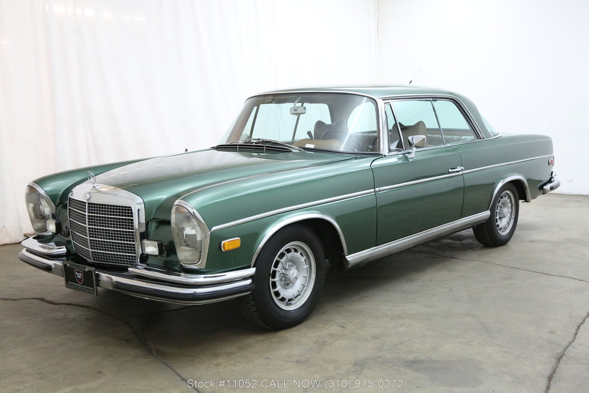 1971 Mercedes-Benz 280SE 3.5 Sunroof Coupe For Sale (picture 3 of 6)