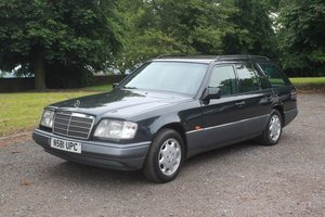 1995 Mercedes w124/s124 e300 td estate For Sale