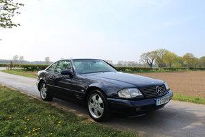 1999 Huge Specification Inc Pan roof Mercedes SL320 For Sale