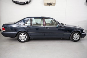 1997 mercedes s500 l w140 - magazine featured For Sale