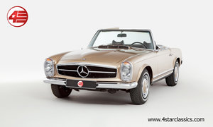 1970 Mercedes 280SL Pagoda /// The Best We've Seen