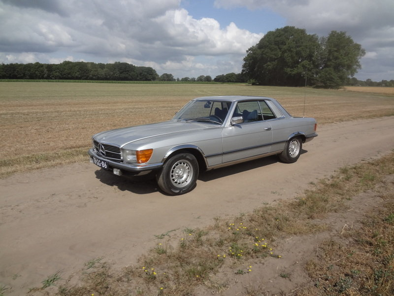 Mercedes-Benz SLC350 1978 Automatic For Sale (picture 1 of 6)