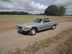 Mercedes-Benz SLC350 1978 Automatic