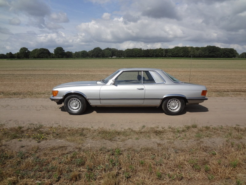 Mercedes-Benz SLC350 1978 Automatic For Sale (picture 2 of 6)