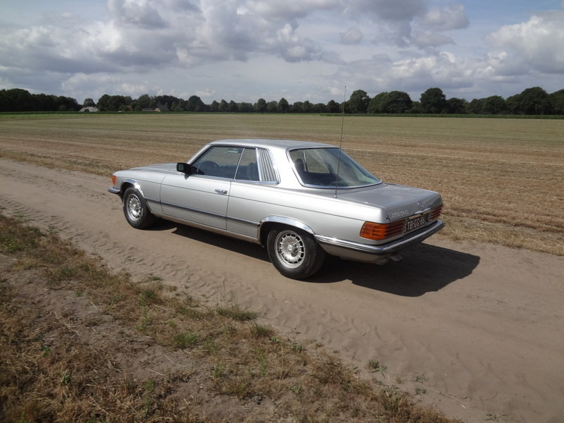 Mercedes-Benz SLC350 1978 Automatic For Sale (picture 3 of 6)