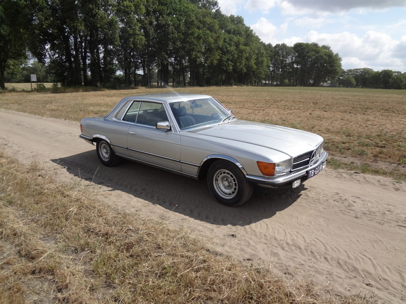 Mercedes-Benz SLC350 1978 Automatic For Sale (picture 4 of 6)