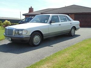 1988 merc 500 sel For Sale
