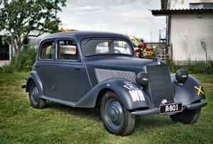 1937 Mercedes V 170 - 1093 - original restored For Sale