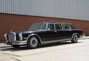 1971 Mercedes-Benz 600 Pullman LWB Four Door Version For Sale In  For Sale