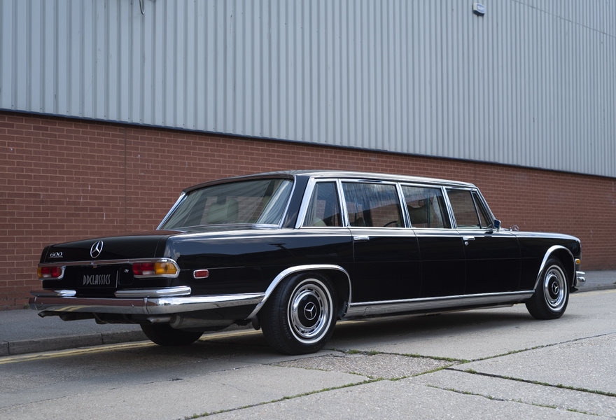 1971 Mercedes-Benz 600 Pullman LWB Four Door Version For Sale In  For Sale (picture 2 of 12)
