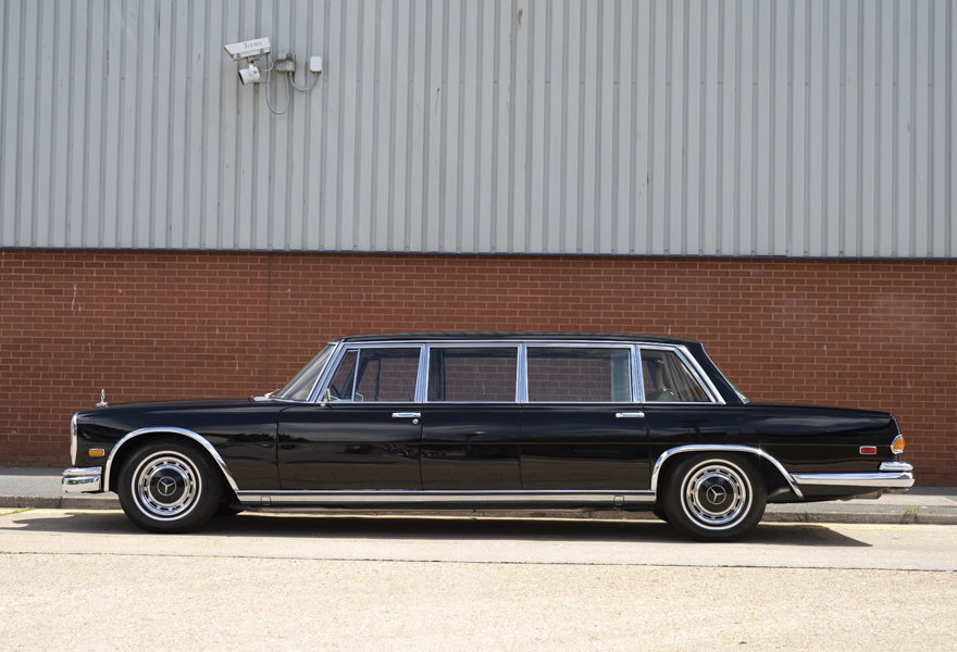 1971 Mercedes-Benz 600 Pullman LWB Four Door Version For Sale In  For Sale (picture 3 of 12)