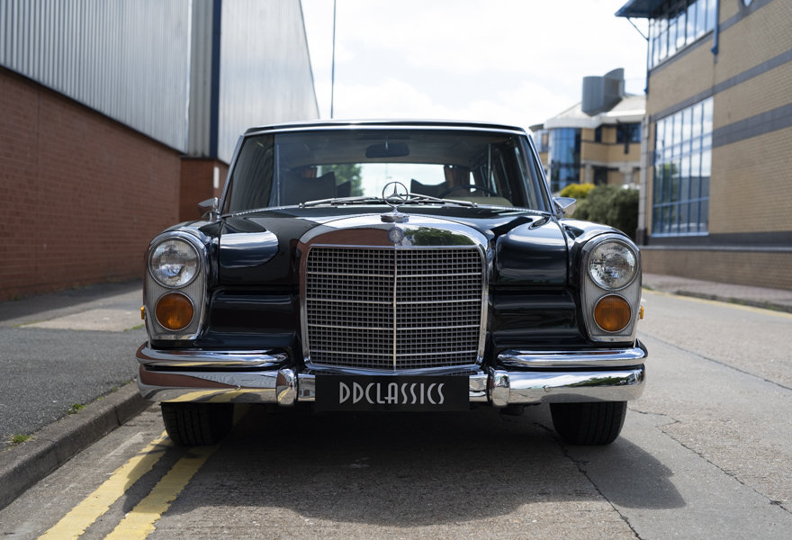 1971 Mercedes-Benz 600 Pullman LWB Four Door Version For Sale In  For Sale (picture 4 of 12)
