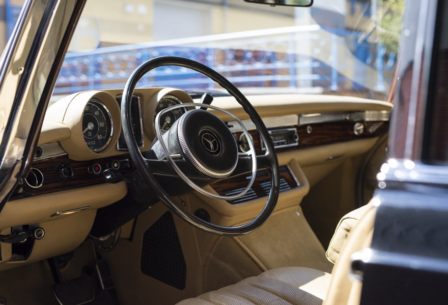 1971 Mercedes-Benz 600 Pullman LWB Four Door Version For Sale In  For Sale (picture 6 of 12)
